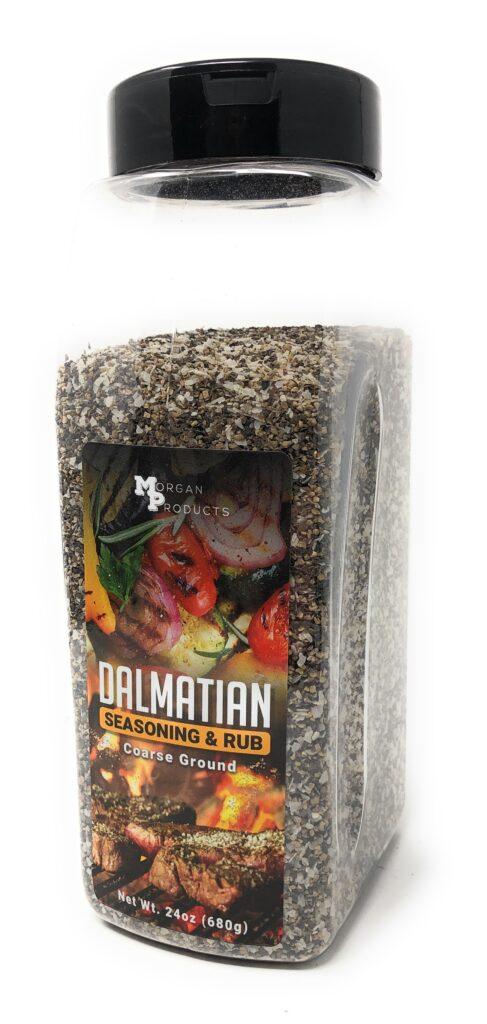 Dalmation BBQ Rub (24oz)