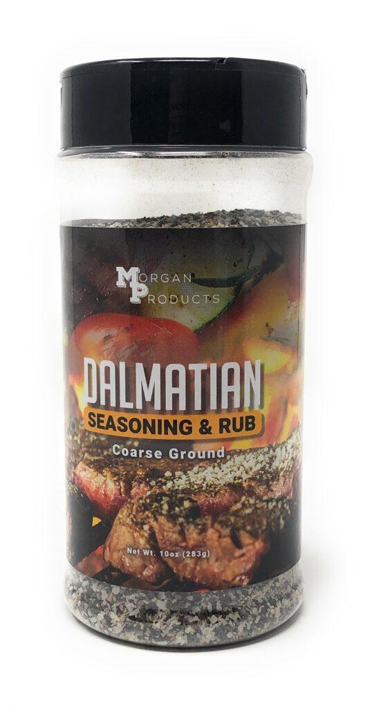 Dalmation BBQ Rub (10oz)